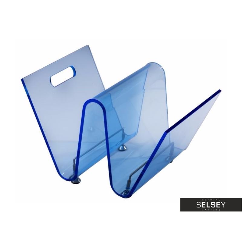 OS Porte-revues bleu clair