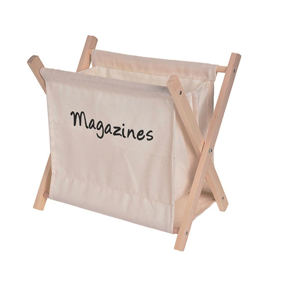 MESS Porte-magazines beige