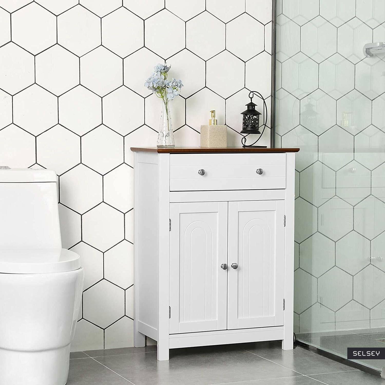 Salle De Bain Plaque luke armoire salle de bain avec plateau en panneau plaqué
