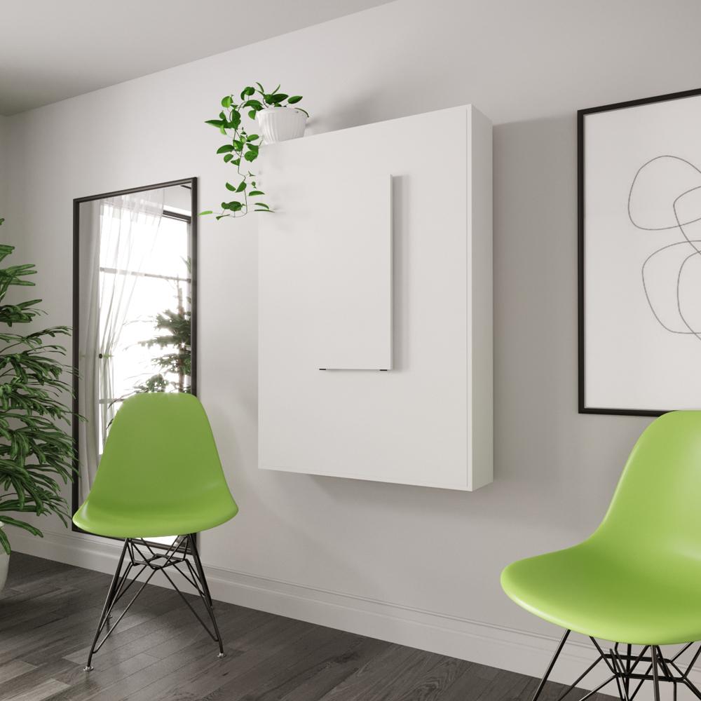 Style Moderne Blanc 6 /étag/ères 130x80 cm Selsey Espigo Table Extensible