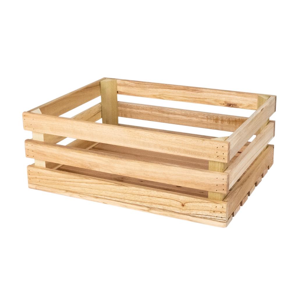 MINTBUSH Caisse en bois 37x28 cm