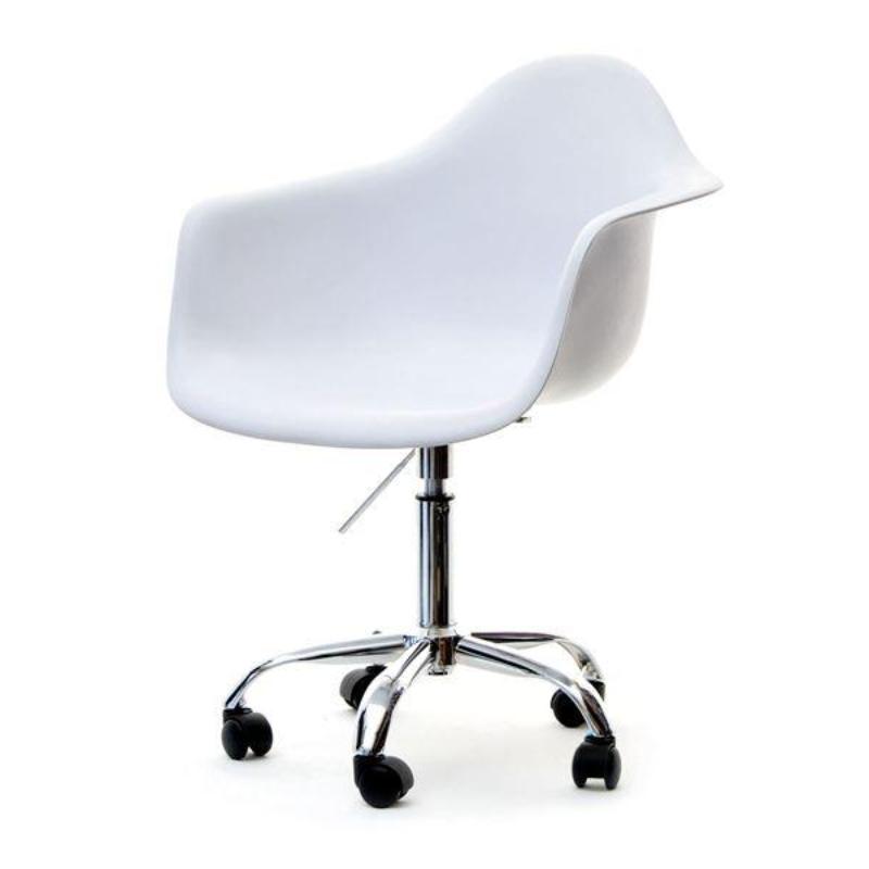 MPA MOVE Chaise pivotante design blanc