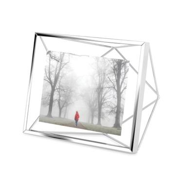 PRISMA Cadre photo 10x15 cm argent