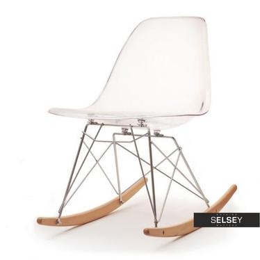 MPA ROC Chaise à bascule transparent