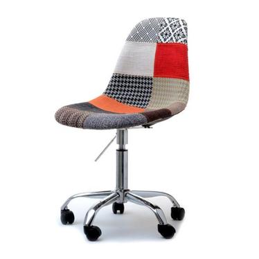 MPC MOVE TAP Chaise pivotante patchwork