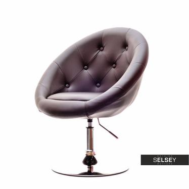Corte rotary chair brown