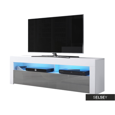 ALAN Meuble TV 160 cm moderne