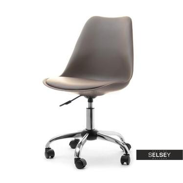 LOUIS MOVE Chaise de bureau brun