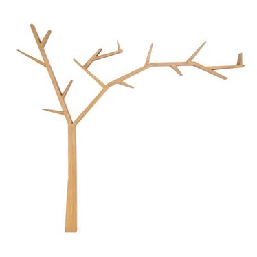 PAPROT Étagère murale arbre droit
