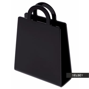 BOLSA Porte-revues noir