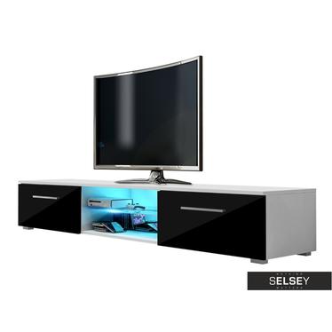 EDITH Meuble TV LED