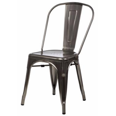 PARIS Chaise métallique