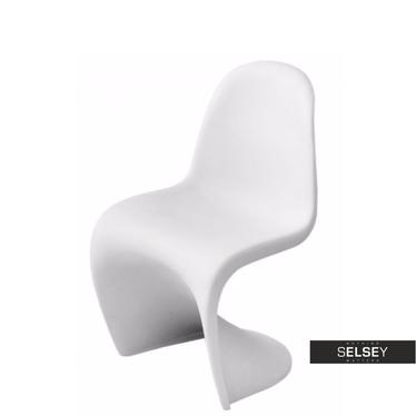 BALANCE Chaise enfant blanche