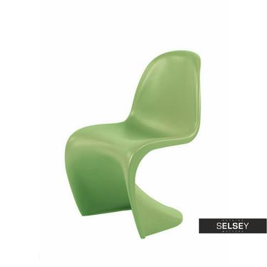 BALANCE Chaise enfant verte