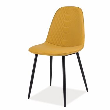 RIBEIRA Chaise jaune