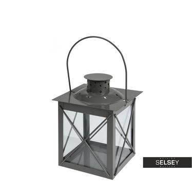 Lanterne métallique 15 cm