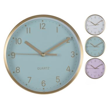 CUTE Horloge à poser ou murale Ø 16 cm