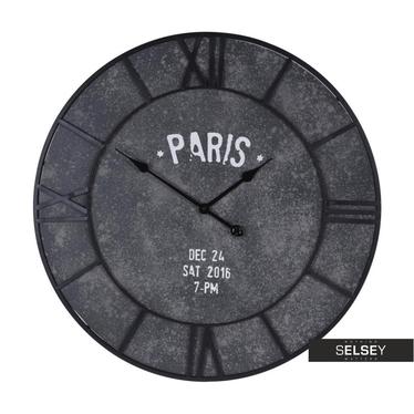 PARIS Horloge murale 75 cm