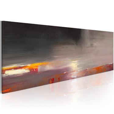 BROUILLARD EN MER tableau peinture