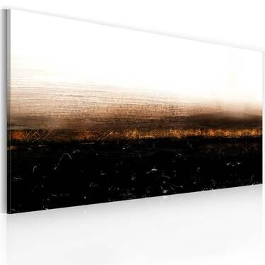 BLACK SOIL ABSTRACTION tableau peinture