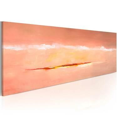AURORE ABSTRAITE tableau peinture