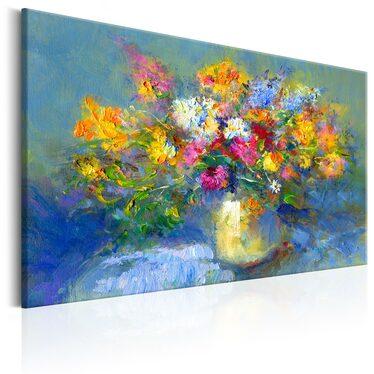 BOUQUET D'AUTOMNE tableau peinture