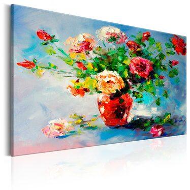 ROSES BELLES II tableau peinture