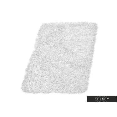 FLUFFY Tapis enfant blanc 9 cm