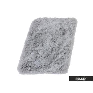 MICROFIBRE Tapis gris
