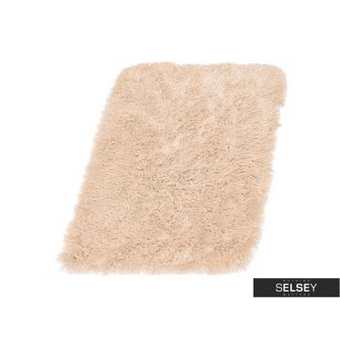 MICROFIBRE Tapis beige