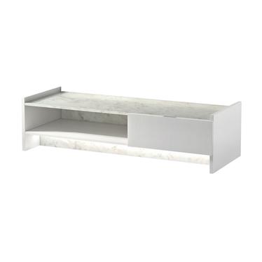 MARBRE Table basse italienne 110 x 60 cm