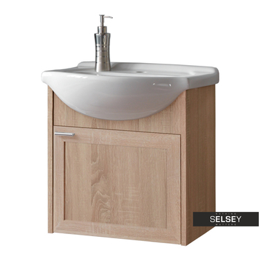PLANO Meuble sous lavabo 47 cm