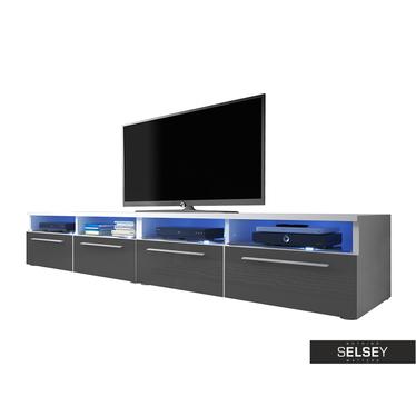 SIENA DOUBLE Meuble TV 2x100 cm