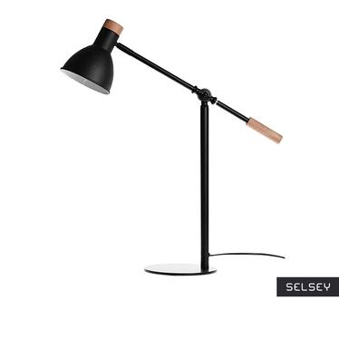 BLACK WOODY Lampe à poser