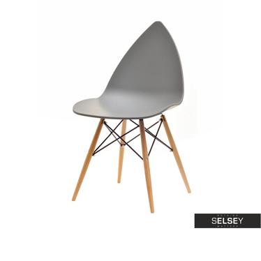 BEEN Chaise pieds en bois