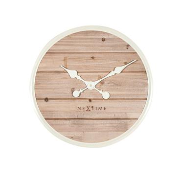 PLANK Horologe en bois 50 cm