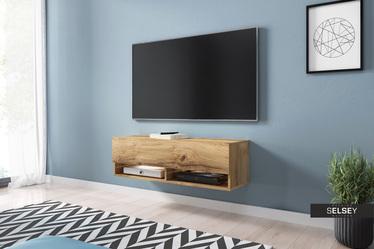 WANDER Meuble TV suspendu 100 cm