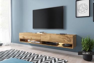 WANDER Meuble TV suspendu 180 cm