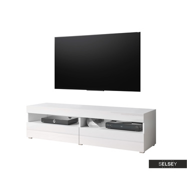 KUBRICK Meuble TV 140 cm