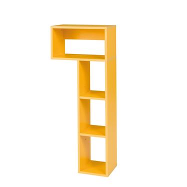 JACKIE Bibliothèque à combiner jaune