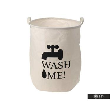 WASH ME! Panier à linge