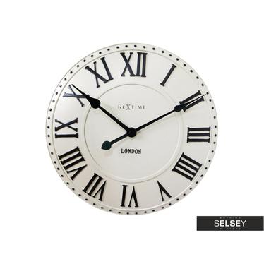 LONDON ROMAN Horloge murale Ø 34,5 cm