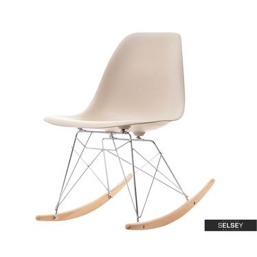 MPA ROC Chaise à bascule beige