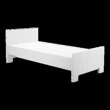 CALMO Lit ado 90x200 cm blanc
