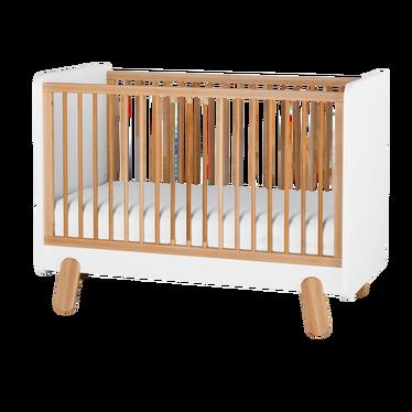 I'GA Lit bébé scandinave 60x120 cm