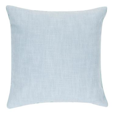 CALME coussin bleu ciel 45 x 45 cm