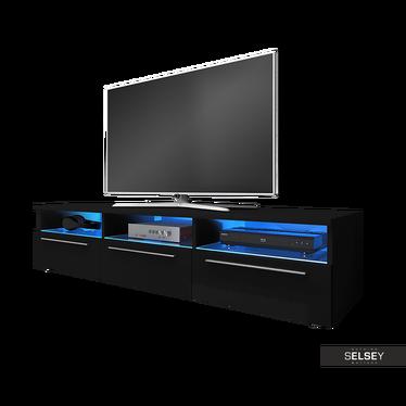 LAVELLO Meuble TV LED style moderne