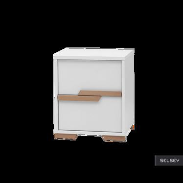 SNAP Caisson de bureau blanc