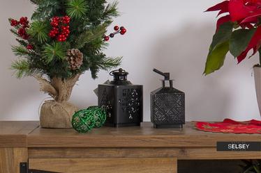 Lanterne de Noël 16 cm