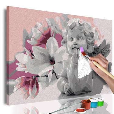 RÊVES D'UN ANGE Tableau à peindre soi-même